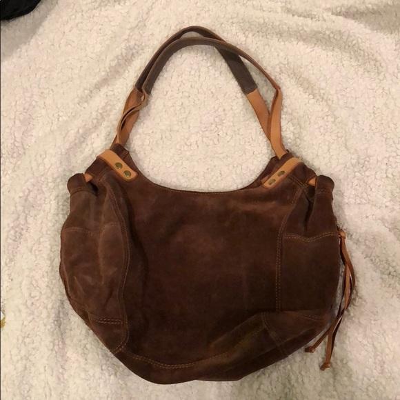 Lucky Brand Bags   Super Slouchy Boho Bag   Poshmark 038506b61c